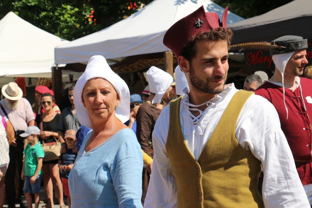 Fête des Remparts : Dinan célèbre le Moyen-Âge