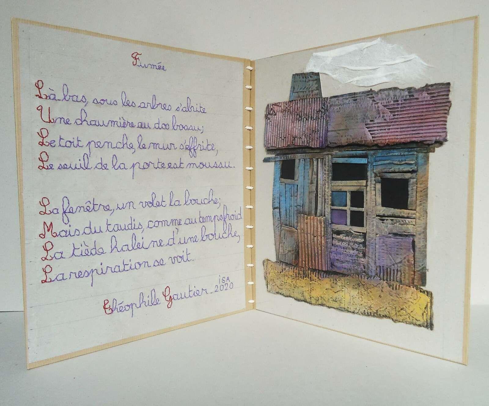 Exposition de notre ursidé Migas Chelsky et d'Isabelle Pulby
