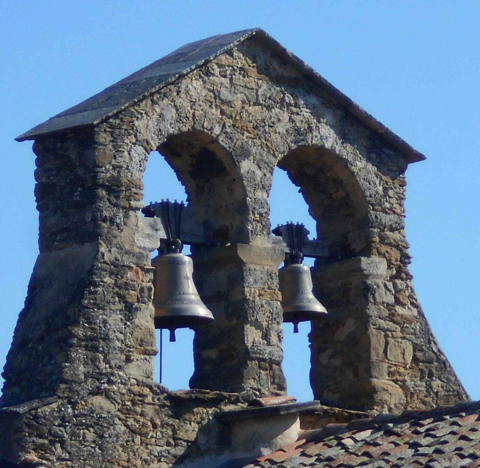 Clocher de la chapelle de Gillons.