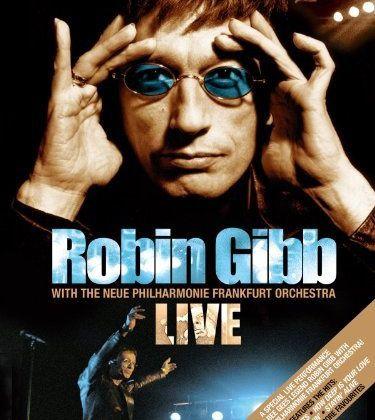 Le chanteur Robin Gibb dans un état critique.