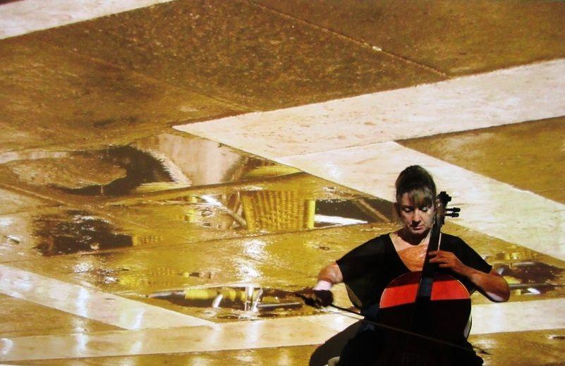 Spectacles, Marie-Christine Dhéron, textes/Christine Mourlevat-Brunschwig,violoncelle