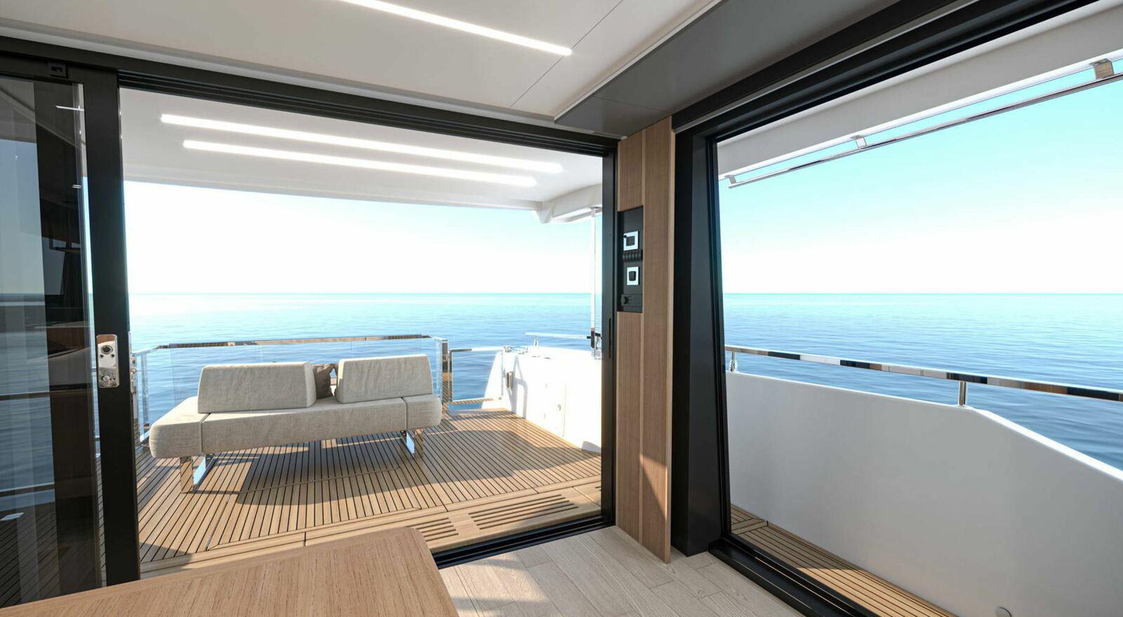 Motoryachting - Prestige X60 utökar Prestige Yachts utbud