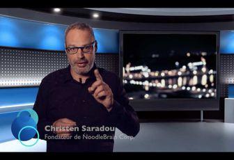 CHRISTEN SARADOU explique