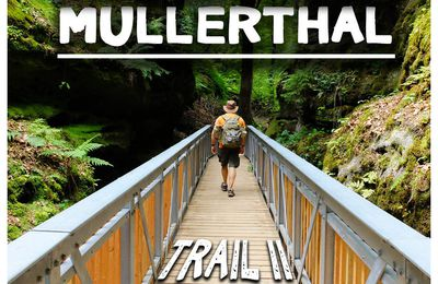 Mullerthal Trail II - Luxembourg