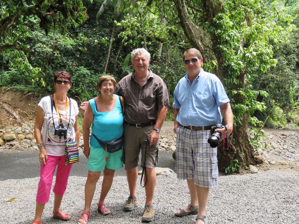 Saga Tahitienne........ Visite de la côte est de Tahiti Nui et la côte nord de Tahiti Iti