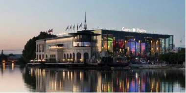 #Gaming #GOTAGA - Le premier événement #Barriere #esport d'Europe organisé en plein air !