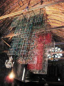 Installations architecturales de Carole Simard Laflamme, Robe des nations, Robe cathédrale...