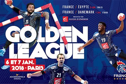 Golden League 2018 (AHA 07.01.2018) 1/2