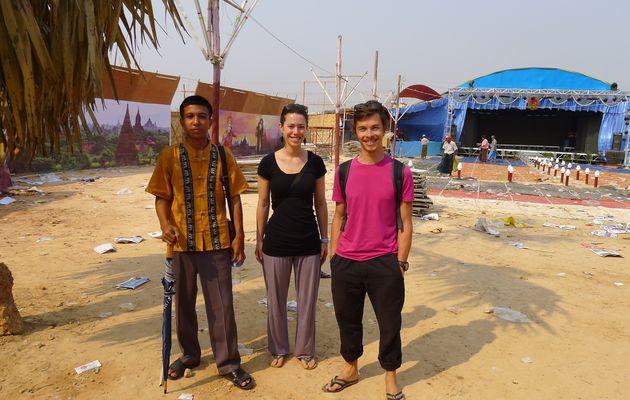 TDM episode 4 ; un date birman a Yangon