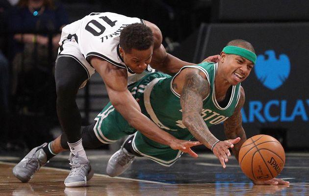 Boston signe une troisième victoire consécutive à Brooklyn