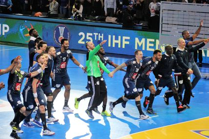 France vs Slovénie (1/2 Finale Championnat du Monde 2017) 26.01.2017 (2/2)