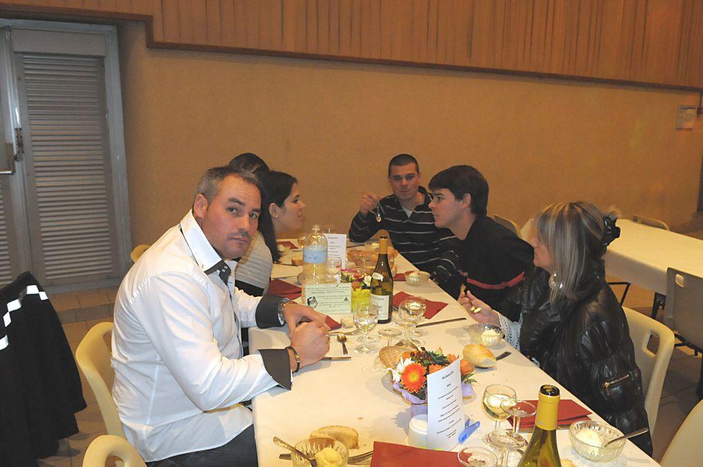 Traditionnel Banquet de la Sainte Barbe (Samedi 29 Novembre).
