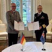 L'Allemagne et l'Australie ont signé un protocole d'accord dans le domaine de la défense spatiale