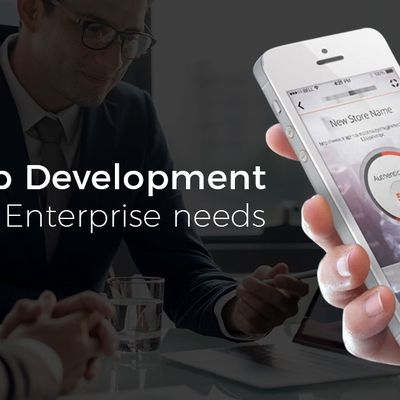Ways Enterprise Apps can help grow your Business