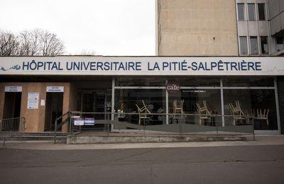 VIDEO : «C'est scandaleux» : le réfectoire de la Pitié-Salpêtrière transformé en salle de réanimation