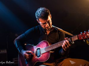 Les Nuits de l'Alligator - Luke Winslow King- King Biscuit et Theo Lawrence & the Hearts au 106- Rouen