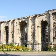 La Porte Mars - Reims