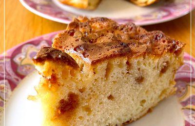 Mon gâteau au fudge caramel avec le cake factory