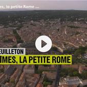 Nîmes, la petite Rome : le feuilleton du 13h de France 2