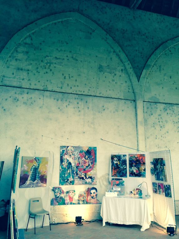 Campo Santo d'Orléans, marché d'art, samedi 8 et dimanche 9 octobre 2016