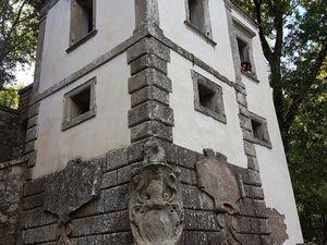 Bomarzo il parco dei mostri: L'elefante - Ercole e Caco in lotta - La casa pendente - Il Tempietto