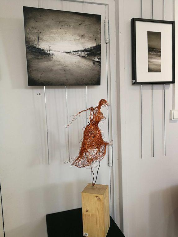 Matthieu Gorre revient à la Galerie de l'Atelier en Décembre