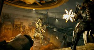 Jeux video: Gameplay pour Call of Duty : Advanced Warfare - Exo Zombies !