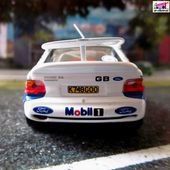FASCICULE N°65 - FORD ESCORT RS COSWORTH 1993 MONTE CARLO F. DELECOUR / D. GRATALOUP. - car-collector.net
