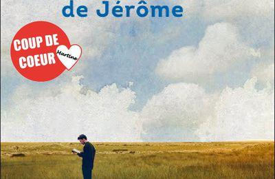 LE GRAND CAHIER DE JÉRÔME* Odette Mainville* Éditions Fides* par Martine Lévesque*