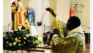 Huitième jour de la neuvaine -Saint Laurent, très illustre martyr de la chrétienté.