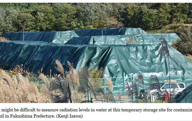 """""""Temporary"""" storage sites yet another concern for residents"""