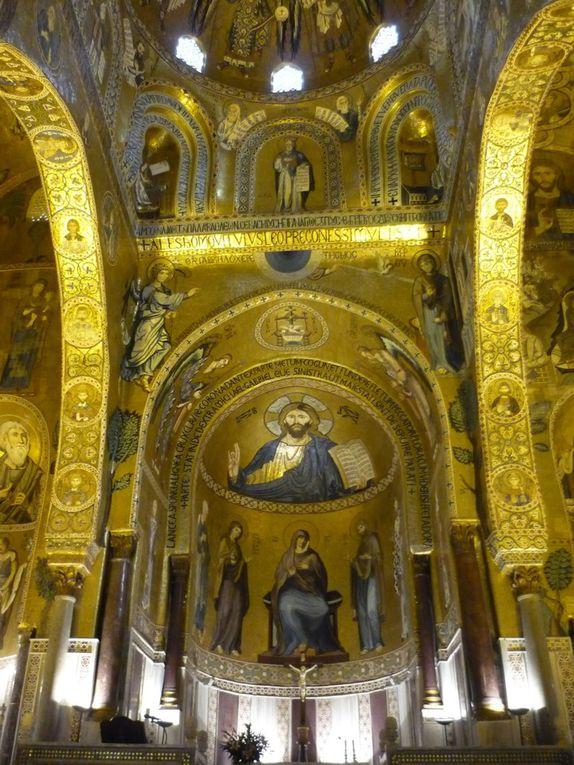 Cappelle Palatina (Palais des Normands)