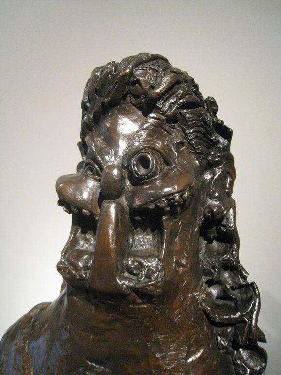Du 17 avril au 17 août 2009, George Condo, peintre américain, est présenté par le Musée Maillol. Sous le titre George Condo : La Civilisation perdue, l'espace voué  évènement sera occupé par une centaine de peintures, dessins etc ...