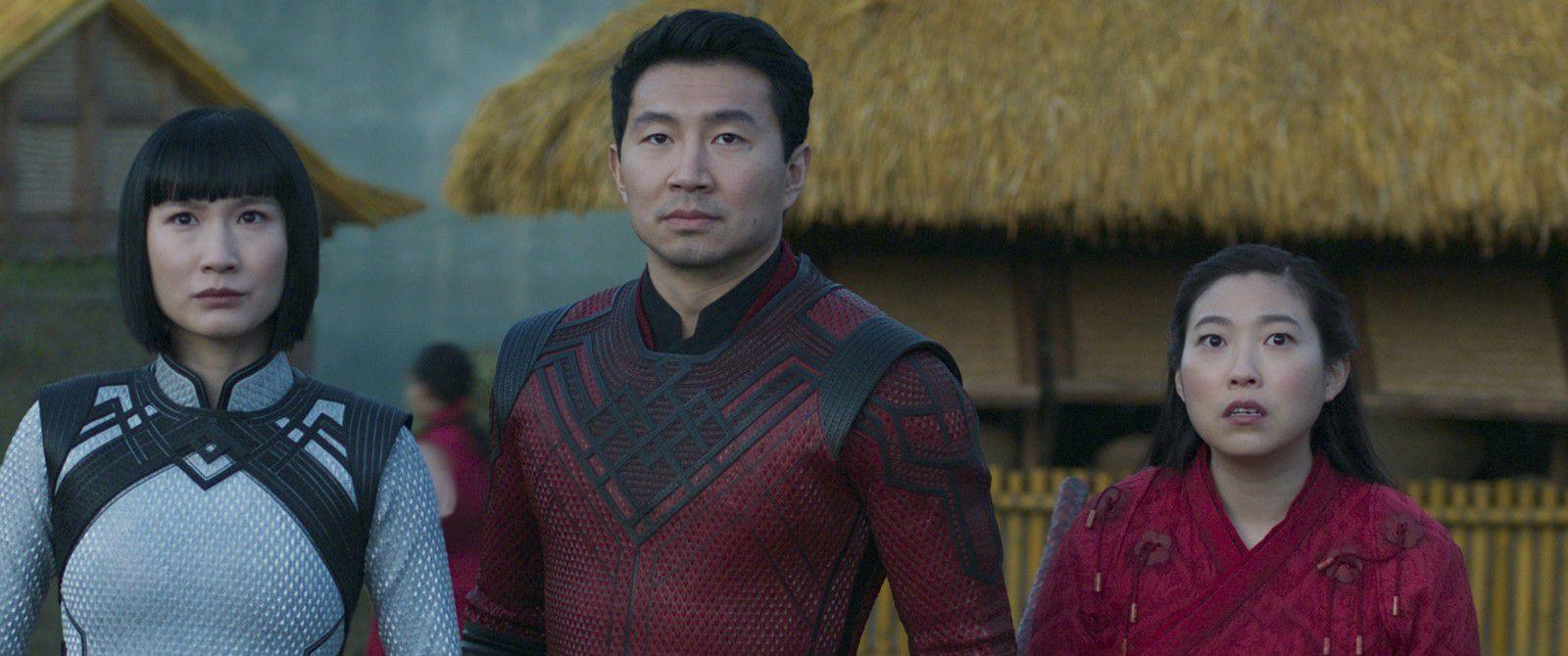Shang-chi et la légende des dix anneaux