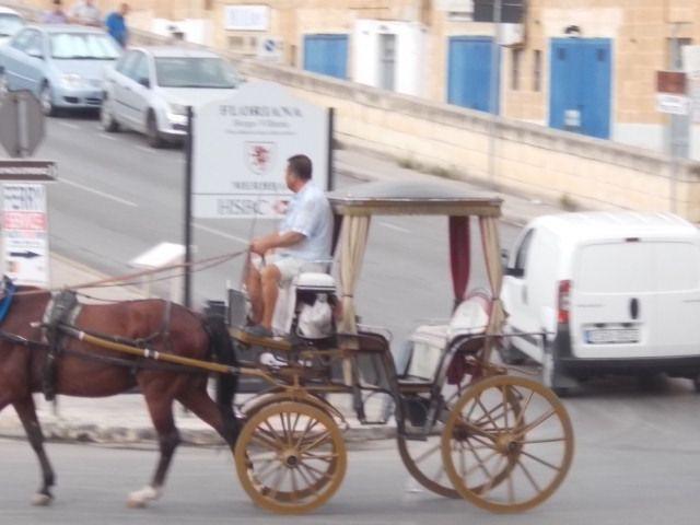 sightseeing, partie sud de Malte , avec arrêts