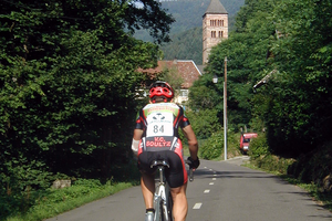 Le VC Soultzia au 20e Tour du Piemont Haut-Rhinois