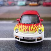 VW NEW BEETLE RSI TUNING HIGH SPEED 1/87 - car-collector.net