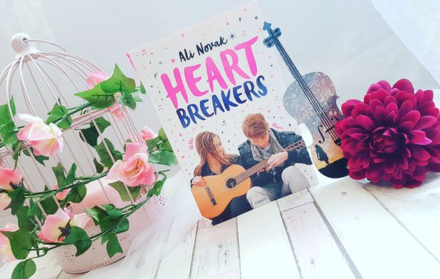 Heartbreakers, tome 1 - Ali Novak