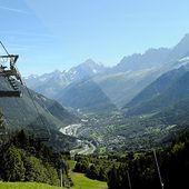 Train à crémaillère Mont-Blanc - Visite Tramway du Mont-Blanc - Mont-Blanc Natural Resort