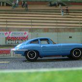 JAGUAR TYPE E COUPE 1961 MATCHBOX 1/61 - car-collector.net