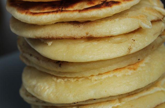 Pancakes express de Jamie Oliver