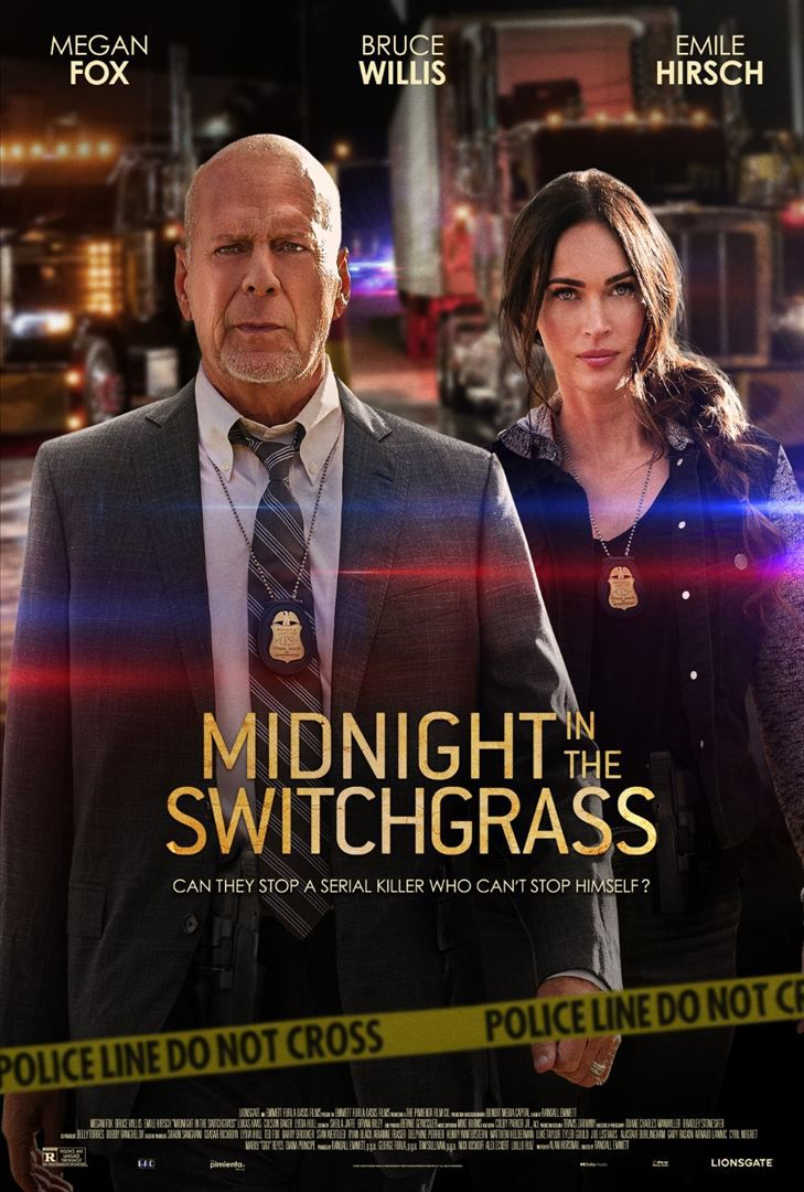 Critique Ciné : Midnight in the Switchgrass (2021, VOD)
