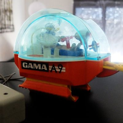 Toy Gama A9