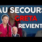 Au secours, Greta Thunberg revient !