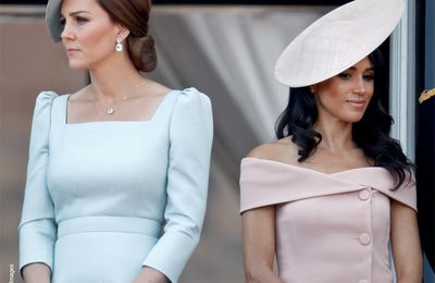 """Meghan et Kate : duel royal à Buckingham"" documentaire ce soir sur TFX"