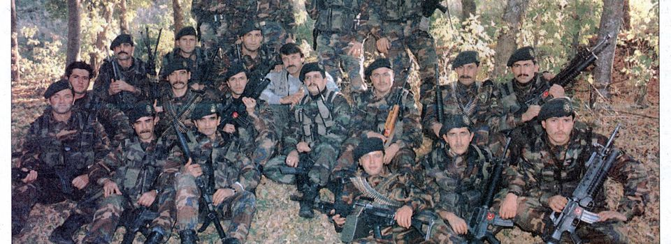 """The War Against the Kurds – The """"Special Forces"""" (1)"""