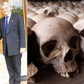 In thrall to a despot: Forget Plebgate, the real scandal is how Andrew Mitchell fawned over a genocidal African dictator before handing him £16m of YOUR money