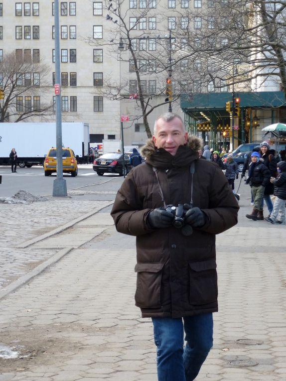 Quatre petits jours pour flâner dans Manhattan, entre musées et comédies musicales, la tête toujours en l'air à admirer les hauteurs magiques ...