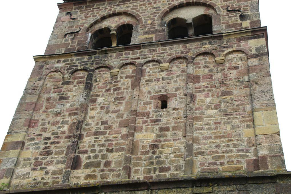 Sortie dans le Haut-Rhin sur la Route Romane 7.Feldbach-Stetten-Dietwiller-Reguisheim et Meyenheim