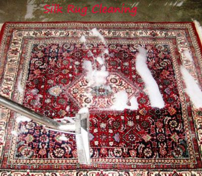 Rug Cleaning: How to Clean a Silk Rug!